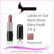 Labial en Gel Semi Shine Rosewood