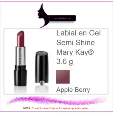 Labial en Gel Semi Shine Apple Berry