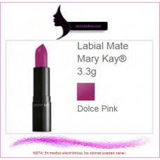Labial Mate Dolce Pink