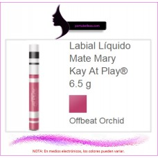 Labial Líquido Mate At Play® Offbeat Orchid