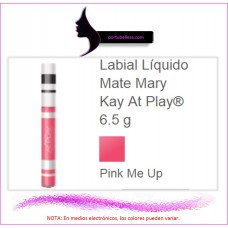 Labial Líquido Mate At Play® Pink Me Up