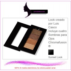 Look creado por Luis Casco (Sunset Look)