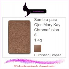 Sombra para Ojos Chromafusion®  Burnished Bronze (Destellos)