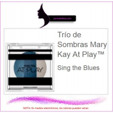 Trío de Sombras At Play™  Sing the Blues