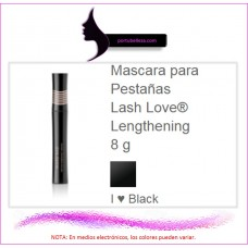 Mascara para Pestañas Lash Love® Lengthening Black