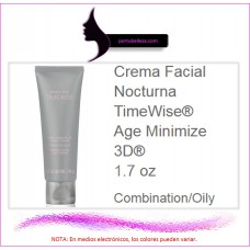 Crema Facial Nocturna TimeWise® Age Minimize 3D®