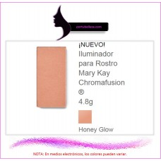 Iluminador para Rostro Chromafusion® Honey Glow (Destellos)